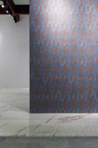 Dinamika, superfici tridimensionali a Cersaie2021 DSC01434_Faetano - Ceramica del Conca