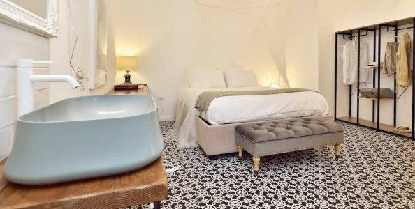Cementine Paris per Lo spazio di Mima - Ceramica del Conca - Faetano LO%20SPAZIO%20DI%20MIMA%20(16) - Ceramica del Conca