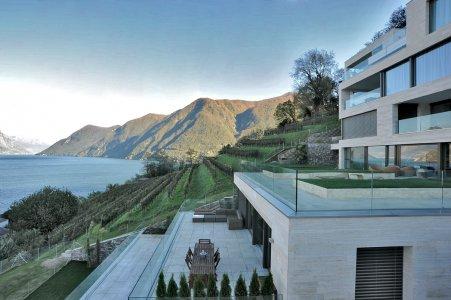 Un paradis avec vue sur le lac 03 - Ceramica del Conca