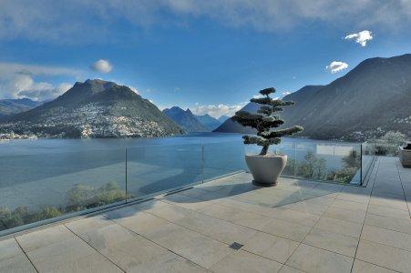 Un paradis avec vue sur le lac 04-1 - Ceramica del Conca