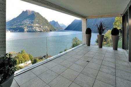 Un paradis avec vue sur le lac 08-1 - Ceramica del Conca