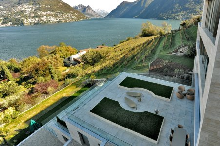 Un paradis avec vue sur le lac 12 - Ceramica del Conca