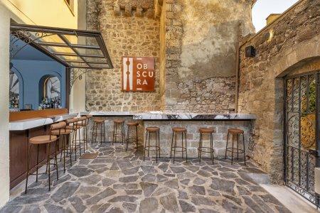 Auf Rhodos signiert Eleni Karimali das Design der Obscura Cocktail Bar 711A1880 - Ceramica del Conca