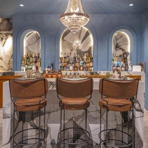 Obscura The Bar in nomination in Design Award 2021 quadrato - Ceramica del Conca