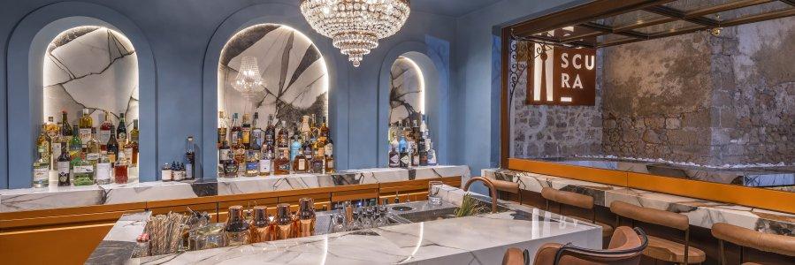 Obscura The Bar in nomination in Design Award 2021 top - Ceramica del Conca