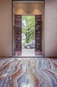 Nella Repubblica di San Marino un antico palazzo diventa sede universiaria _DSC2539_HDR - Ceramica del Conca