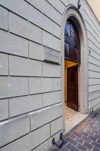 Nella Repubblica di San Marino un antico palazzo diventa sede universiaria _DSC3925 - Ceramica del Conca