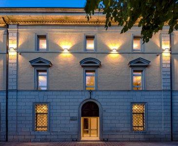 Nella Repubblica di San Marino un antico palazzo diventa sede universiaria _DSC4014_HDR - Ceramica del Conca