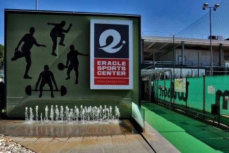 Eracle Sport Center, superfici Del Conca in tutti gli ambienti. 04 - Ceramica del Conca