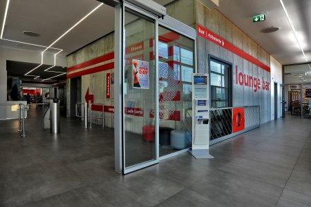 Eracle Sport Center, superfici Del Conca in tutti gli ambienti. 13 - Ceramica del Conca