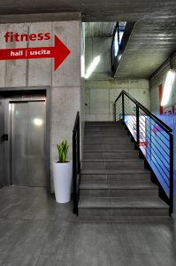 Eracle Sport Center, superfici Del Conca in tutti gli ambienti. 31 - Ceramica del Conca