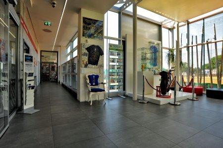 Eracle Sport Center, superfici Del Conca in tutti gli ambienti. eracle8 - Ceramica del Conca