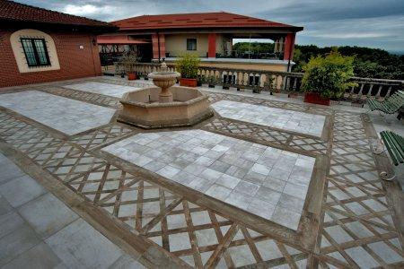 Le superfici Del Conca vestono la prestigiosa cantina de La Scolca® 09-1 - Ceramica del Conca