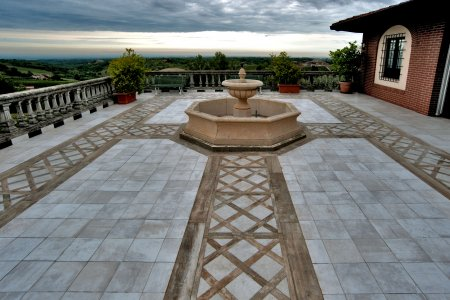 Del Conca tile in the prestigious cellar La Scolca® 11 - Ceramica del Conca