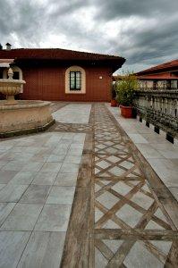 Del Conca tile in the prestigious cellar La Scolca® 17 - Ceramica del Conca