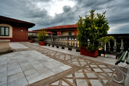 Del Conca tile in the prestigious cellar La Scolca® 23 - Ceramica del Conca