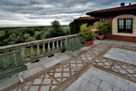 Del Conca tile in the prestigious cellar La Scolca® 28 - Ceramica del Conca