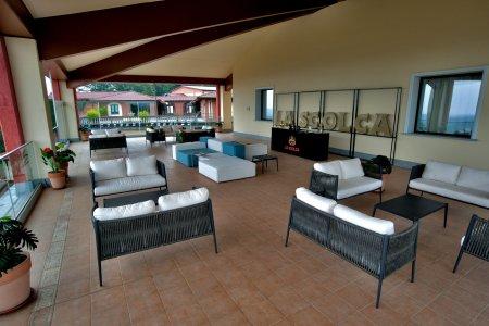 Del Conca tile in the prestigious cellar La Scolca® 57 - Ceramica del Conca