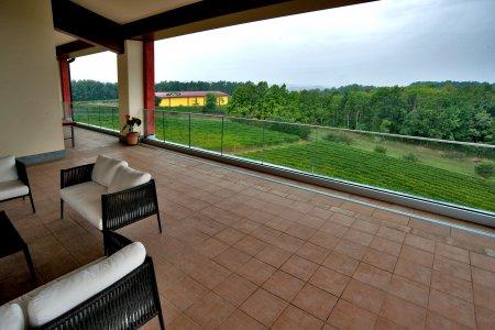 Del Conca tile in the prestigious cellar La Scolca® 63 - Ceramica del Conca