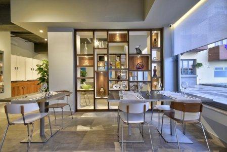 Del Conca in the Sky Lounge and Pool of the Luna Holiday Complex, in Malta 117454220 - Ceramica del Conca