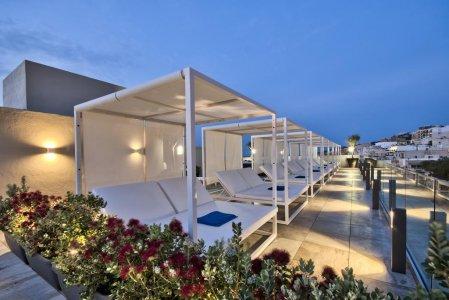 Del Conca in the Sky Lounge and Pool of the Luna Holiday Complex, in Malta 154764339 - Ceramica del Conca
