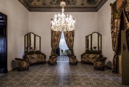 London cementine decorates gaetani counts palace in naro PALAZZO%20GAETANI_NARO%20(13) - Ceramica del Conca
