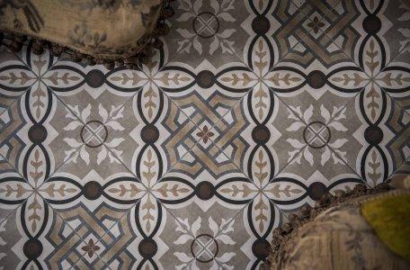 London cementine decorates gaetani counts palace in naro PALAZZO%20GAETANI_NARO%20(35) - Ceramica del Conca