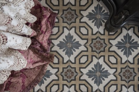 London cementine decorates gaetani counts palace in naro PALAZZO%20GAETANI_NARO%20(5) - Ceramica del Conca