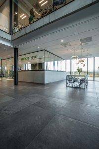 Il design protagonista nella nuova sede di Hofman Animal Care in Olanda BW%20HR%20Reggetegels%20Animal%20Care-5794 - Ceramica del Conca