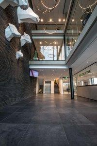 Il design protagonista nella nuova sede di Hofman Animal Care in Olanda BW%20HR%20Reggetegels%20Animal%20Care-5795 - Ceramica del Conca