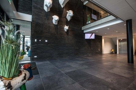 Il design protagonista nella nuova sede di Hofman Animal Care in Olanda BW%20HR%20Reggetegels%20Animal%20Care-5797 - Ceramica del Conca