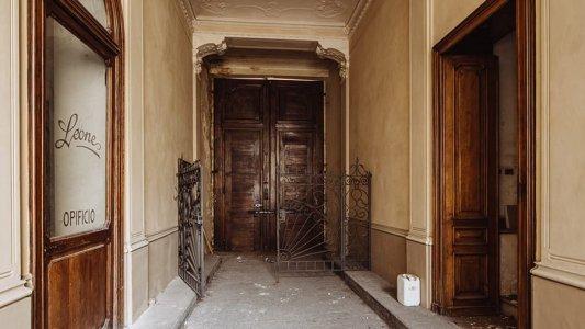 Nuova vita per la casa delle caramelle preferite da Camillo Benso conte di Cavour 03.pastiglie-leone - Ceramica del Conca