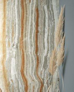 Effetto marmo, onice, cemento, legno. Del%20Conca_Ambienti%20Cersaie%202019_Close%20Up_Definitivo - Ceramica del Conca