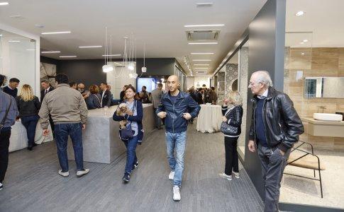 Un Flagship Store per Ceramica del Conca Inaugurazione_044 - Ceramica del Conca
