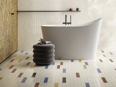 The geometric shapes of the Bauhaus for Terre Garzate Pred_1600x1200 - Ceramica del Conca
