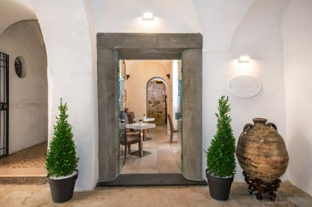 Forum et Vignoni dans l'historique Magi House Antica Dimora à Sorrento MAGI%20HOUSE%20ANTICA%20DIMORA%20(17) - Ceramica del Conca