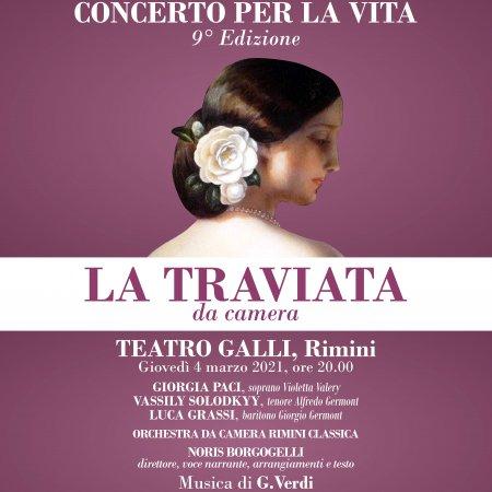 On line il Concerto per la vita traviata-da-camera_manifesto_def13 - Ceramica del Conca