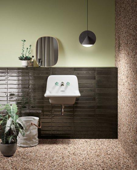 Ceramica: idee per la stanza da bagno FAE_50_FR__04 - Ceramica del Conca